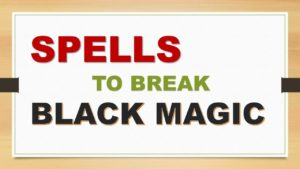 Break Black Magic Spell